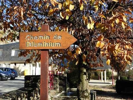 Le Chemin de l'Aluminium