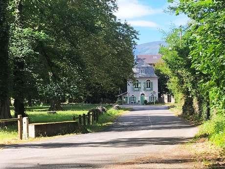 Maison indépendante 4 personnes à Ornolac - Ussat les Bains