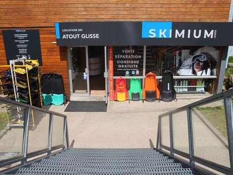 Atout Glisse - Skimium
