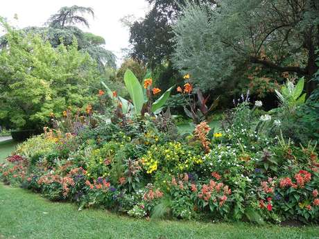 "Jardín ""Jardin des Plantes"""