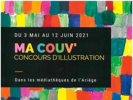 MA COUV' - Concours d'illustration