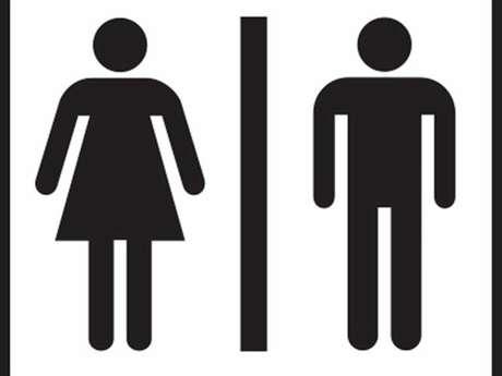 Toilettes publiques - place du 19 mars 1962 - Tarascon sur Ariège