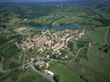 Le PR1 à Monclar de Quercy