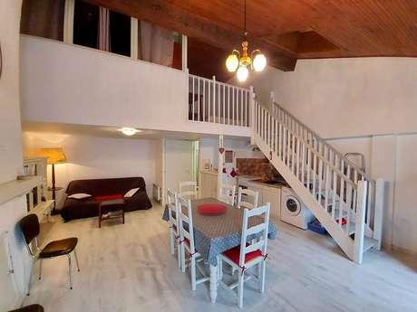 Appartement 4 personnes à Ax-Les-Thermes - Résidence des Thermes - Réf0134 - DANEL