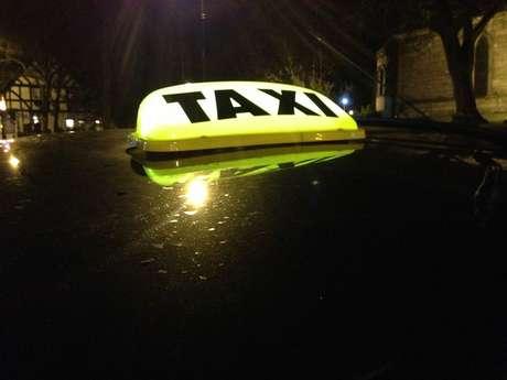 Taxi Cortinas