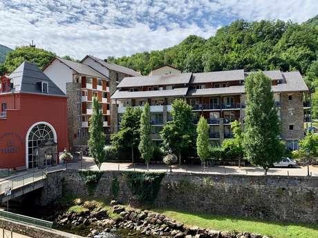 Appartement 4 personnes à Ax-Les-Thermes - Résidence les 3 Domaines - Réf0138 - DANEL