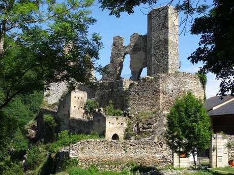 Visite commentée au Château d'Usson