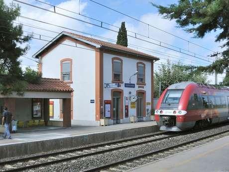 SNCF Gare de Leucate - La Franqui