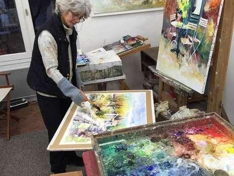 SYLVIE COSNIER - Galerie l'Esquisse