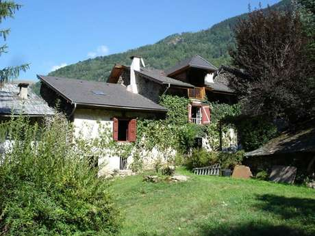 Maison individuelle 8 personnes à Siguer-Sarradeil