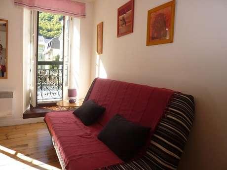 """Gîte n°09G10446 """"Studio Ethnique"""""""