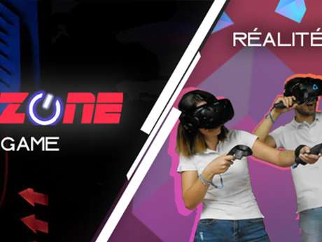 Game Zone / Laser games and virtual games