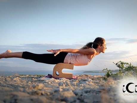 Ateliers de yoga à la Mosca Ballerina Leucate