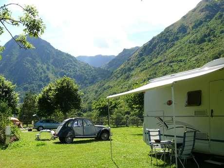 Municipal Camping La Porte Des Cîmes