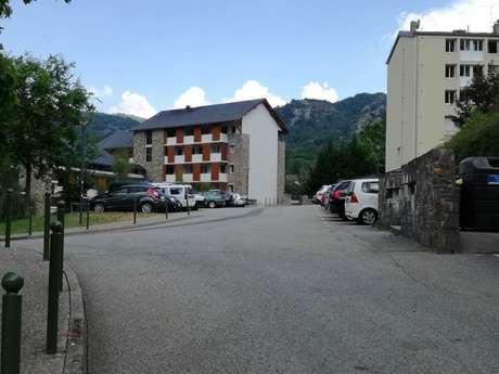 Parking gratuit Saint-Roch