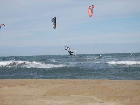 Chinook - Ecole de kitesurf