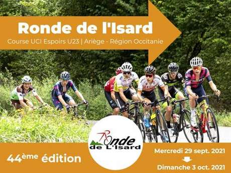 44ème édition de La Ronde de l'Isard, course cycliste espoirs internationale
