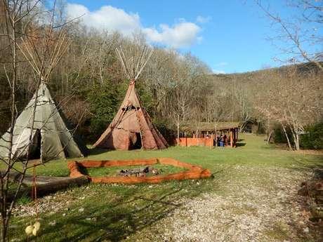 Campement Préhistorique