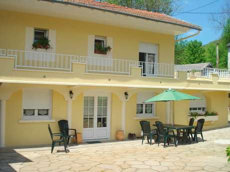 Maison Indépendante n°205  4 personnes à Ornolac-Ussat les bains