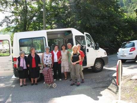 Transport à la demande en Haute-Ariège