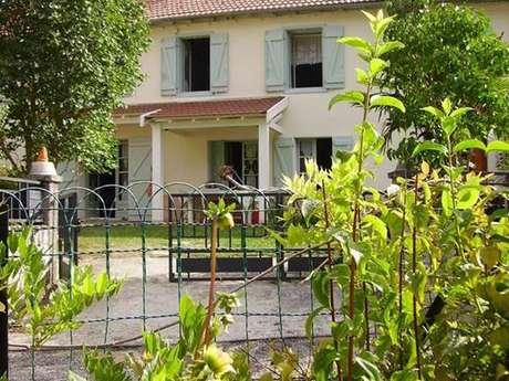 Maison Indépendante 6 personnes à Ornolac-Ussat-Les-Bains