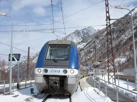 Estaciones SNCF en los Pirineos de Ariège