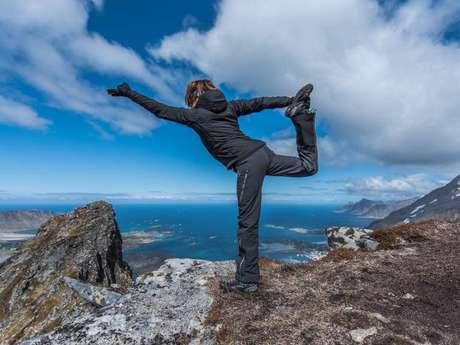 Planet Rando - Chrystel Conesa - Mountain guide