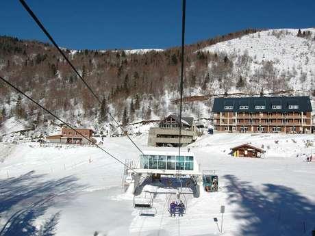 Location de ski - Station d'Ascou