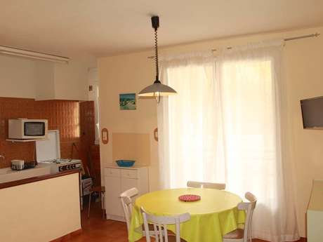 Apartment n°8 4 persons in Ax- les-Thermes
