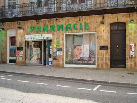 Pharmacie - Rouanet-Ricci