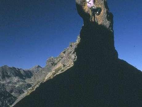 Sites d'escalade dans les Pyrénées Ariégeoises