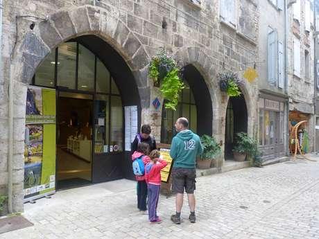 Office de Tourisme Intercommunal Causses et Gorges de l'Aveyron
