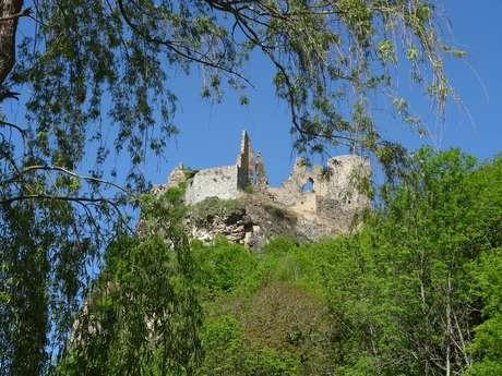 Balade contée au château