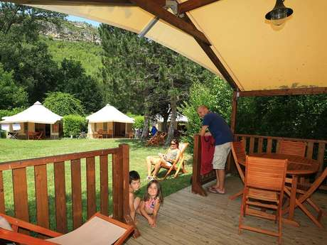 Camping Campeole Le Noble Val