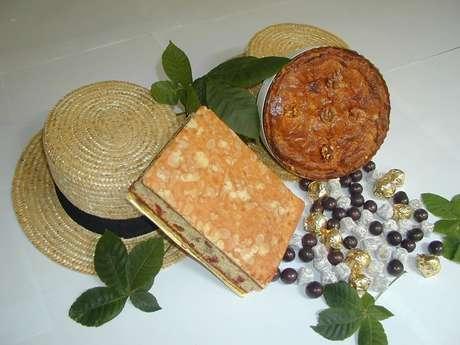 Le Pavé du Quercy - pastry
