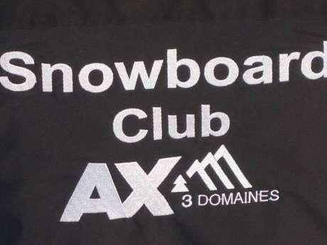 Snowboard Club Ax 3 Domaines