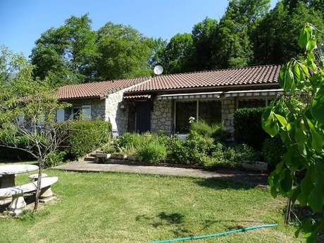 """Chambres d'hôtes """"Maison Cancela"""" 2 à 8 personnes à Siguer"""