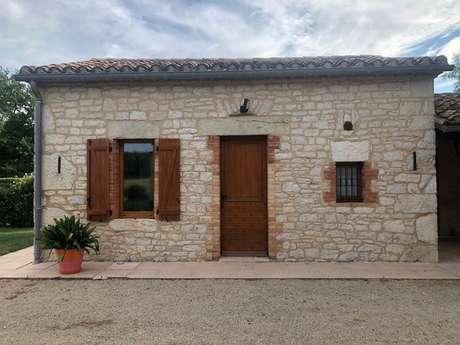 La petite maison dans le Quercy