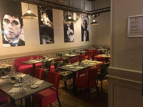 Restaurante Le Comptoir Joa Casino
