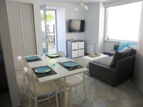 Appartement 6 pers à Ax Les thermes - Le Régina n°20 - RDC