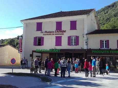 """A La Montanha"" Maison Lacube"