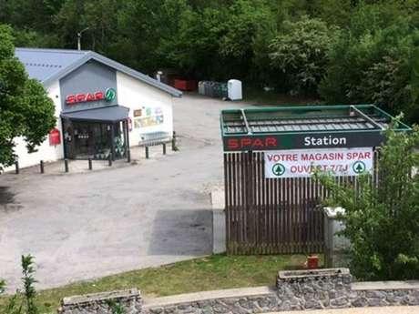 Estación de servicio SPAR - Vicdessos