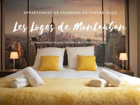 Les Loges de Montauban Big Apple