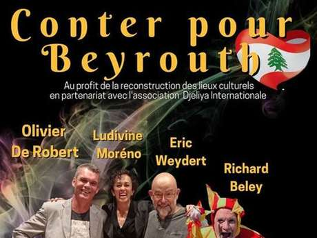Conter pour Beyrouth