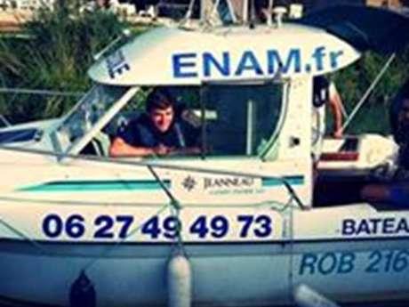 E.N.A.M. Ecole de Navigation Atlantique Méditerranée