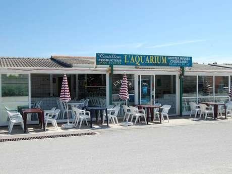 PRODUCTEUR D'HUITRES CASTILLON Franck - L'Aquarium