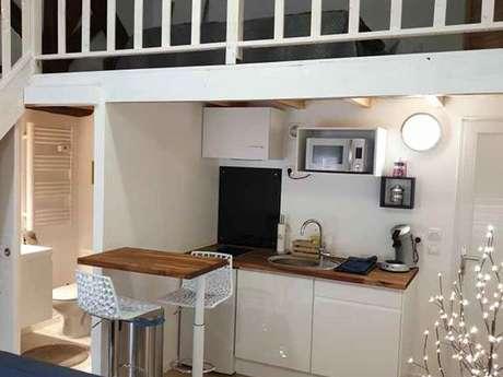Cocooning apartment
