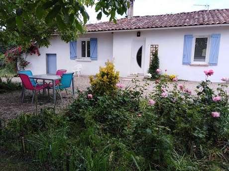 La maison gentillou à Lamothe Capdeville