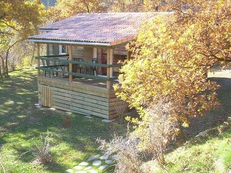 Residencial Parque de ocio Les Théoglines - Cabaña 7 personas
