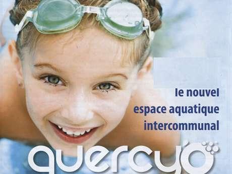 """Centre aquatique intercommunal """"Quercy'o"""""""